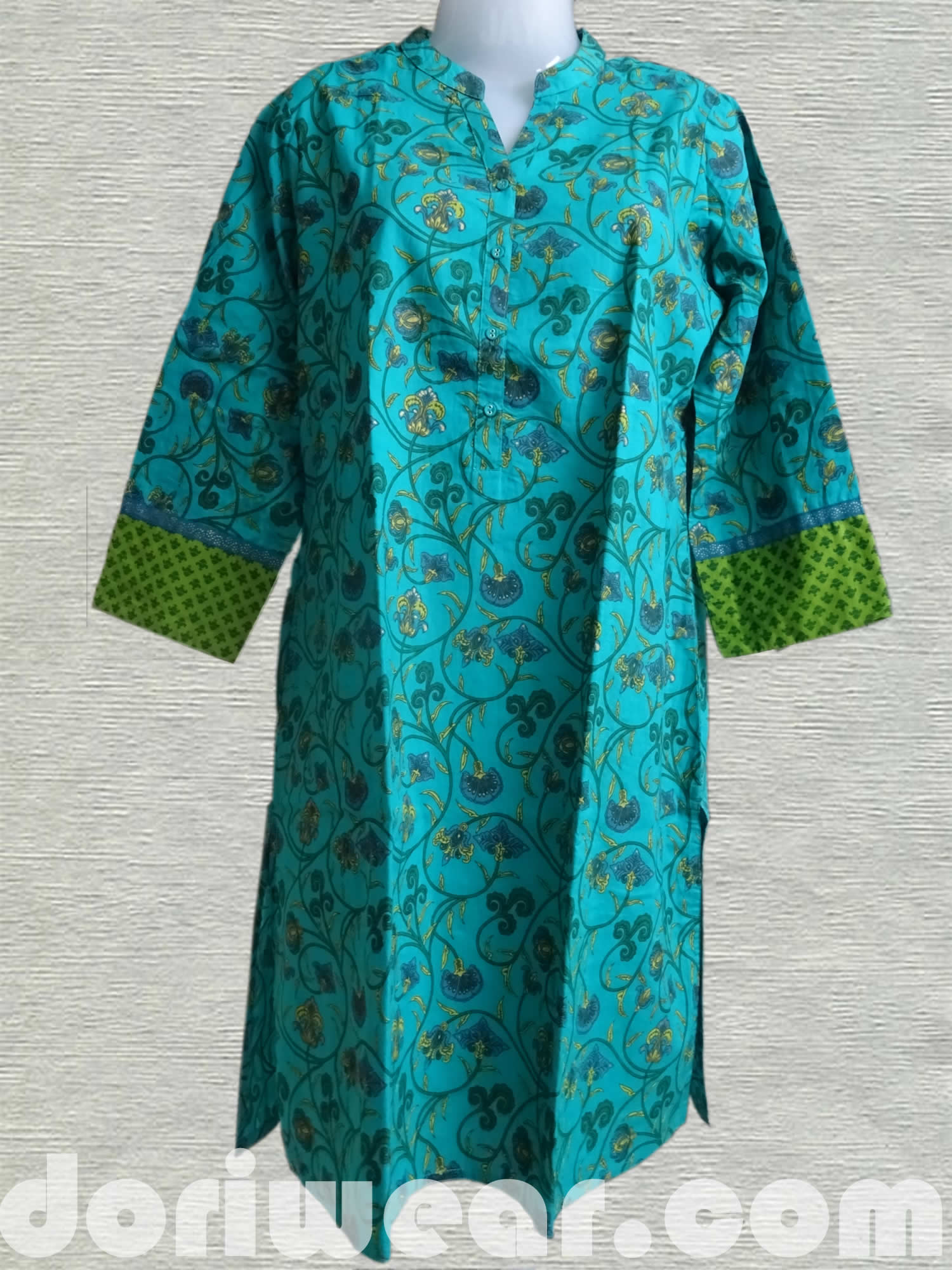 turquoise blue coour kurtis online,turquoise kurtis online sale, utsa turquoise kurti by westside, turquoise kurtas for ladies online